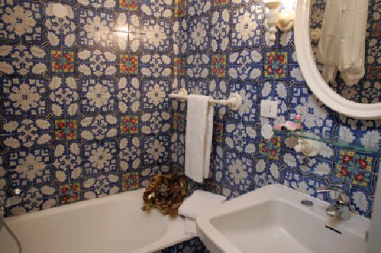 Il bagno delle maioliche camera arancio picture of b b