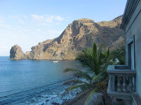Brava, Kaapverdië: from our bedroom to the N
