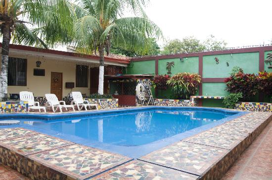 Estancia Mar Dulce: Pool