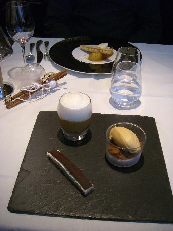 Le Gavroche: Dessert