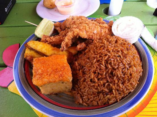 Best food in nassau travel guide on tripadvisor for Fish fry nassau