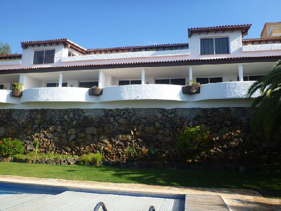 Residencial Rolando: Blick vom Pool
