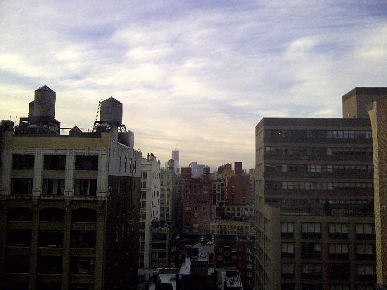 Four Points by Sheraton Manhattan Chelsea: south-facing view