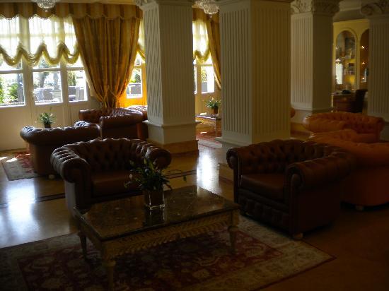 Hotel Conchiglia: Foyer