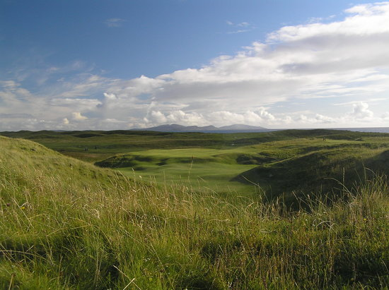 ‪Askernish Golf Club‬
