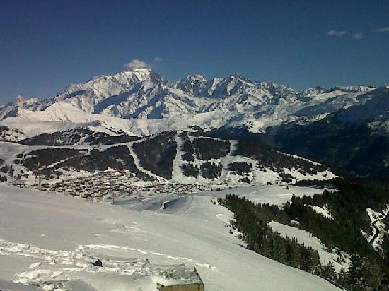 Les Chalets de Celine: les saisies ski resort