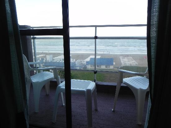 hotel amancay en mar de ajo: