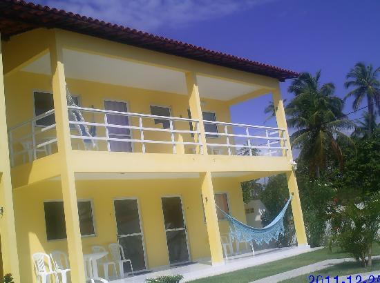 Hotel-Pousada Jardim do Mar: QUARTOS DA POUSADA