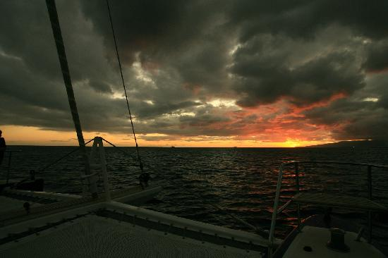 Tradewind Charters: Another Beautiful Sunset