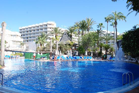 Hotel Best Tenerife: Pool side