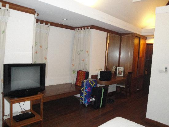 Baan Duangkaew Resort: Zimmer