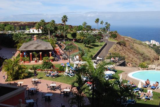 Habitacion Bild Von Hotel Las Aguilas Puerto De La Cruz