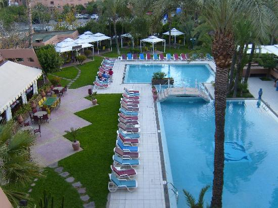 Tropicana Hotel Club Paladien: Pool area