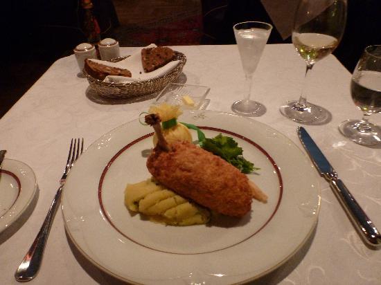 Nevskij: Chicken Kiev (& Vodka)