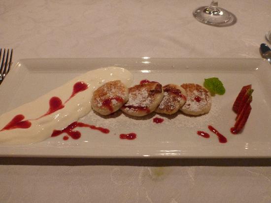 Nevskij: Dessert
