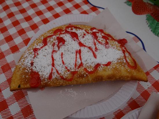 Atibaia: Pastel de Morango...