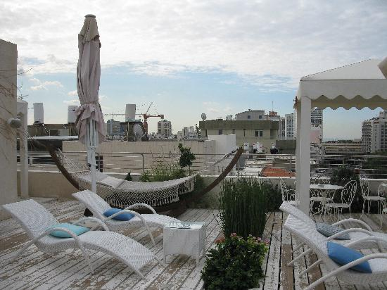 Shalom Hotel & Relax Tel Aviv - an Atlas Boutique Hotel: Rooftop terrace