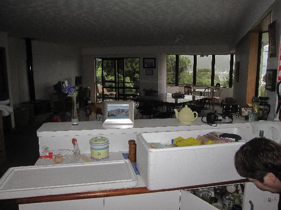 Bayview Backpackers: Spacious and well equipped