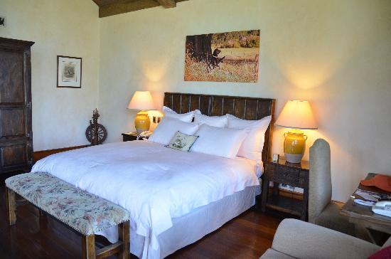 Blanket Bay: Our room