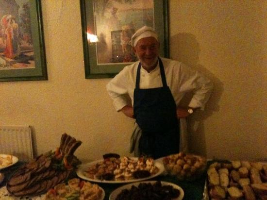Brig-y-Don Hotel: Christmas buffet