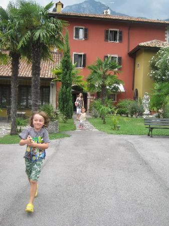Residence Segattini : Car Park