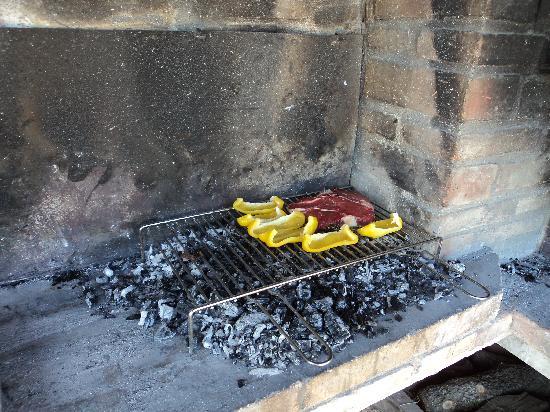 Borgo San Donnino: il barbecue e le fiorentine !!