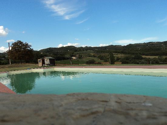 Borgo San Donnino: la piscina