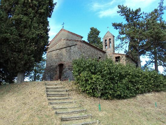 Borgo San Donnino: la chiesetta