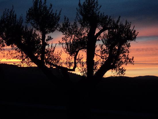 Borgo San Donnino: l'alba