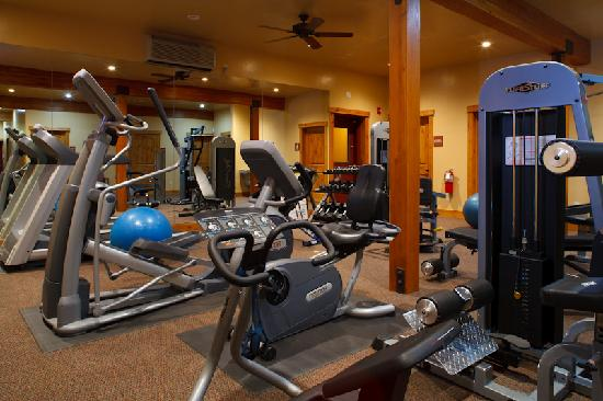 Cowboy Village Resort: Fitness Center