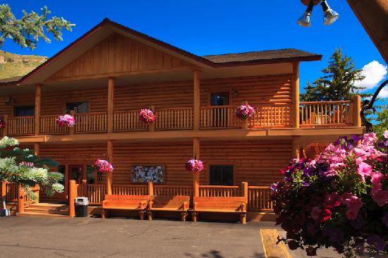 Cowboy Village Resort: Cowboy Village Office