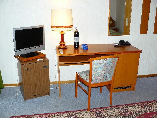 Hotel am Park: Zimmer