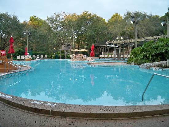 Main Pool Is Very Nice Picture Of Disney 39 S Port Orleans Resort Riverside Orlando Tripadvisor