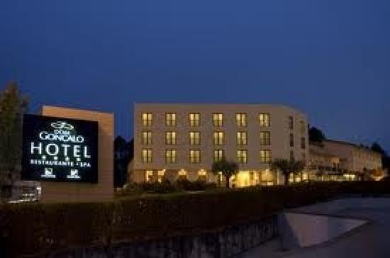 Dom Goncalo Hotel & Spa: frente