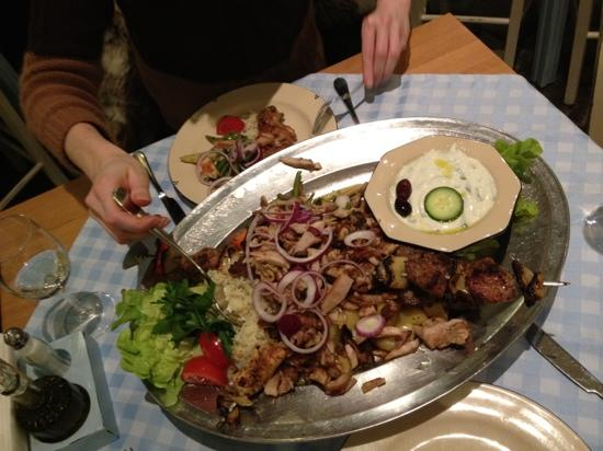 Greek Restaurant Budapest