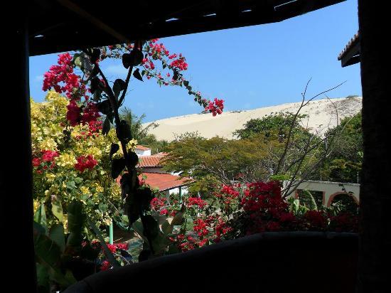 Paracuru Kite Village: ... dalla terrazza