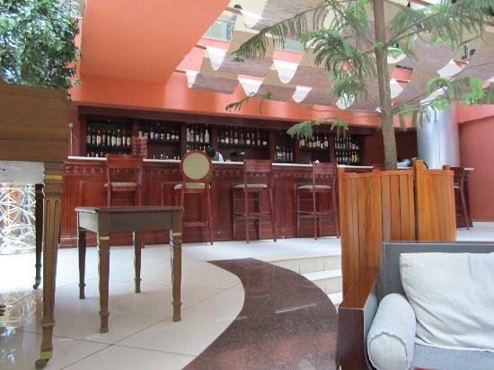 Hotel Intercontinental-Addis: bar