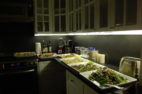 The Charlie: Valentino Kitchen