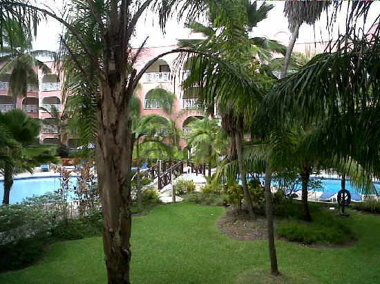 Sunbay Hotel: view from balcony