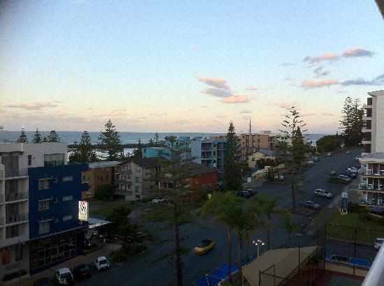 Port Pacific Resort: View of ocean