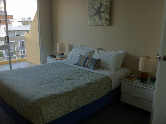 Port Pacific Resort: Bedroom