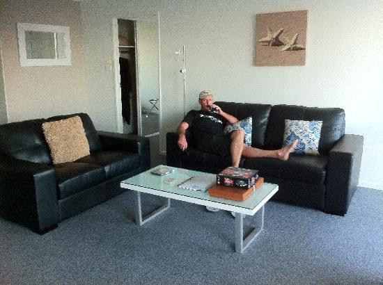 Port Pacific Resort: Lounge