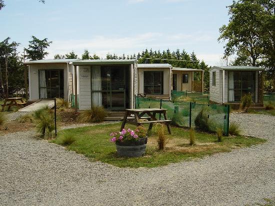Martinborough TOP 10 Holiday Park: Standard Cabins