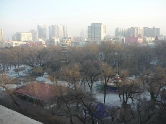 Palace Century Hotel: view of Zhaolin park_1