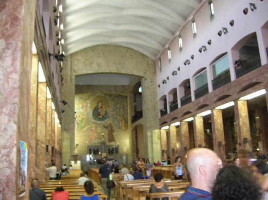 Chiesa di San Pio: la chiesetta