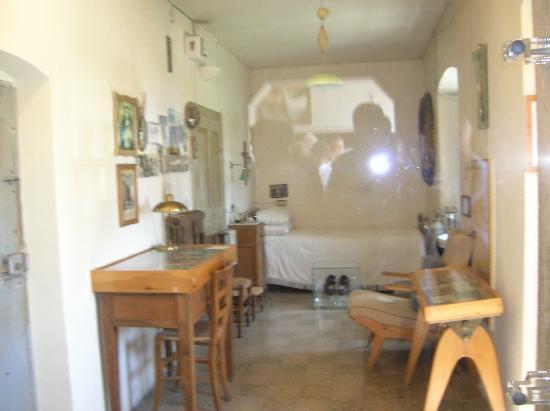 Chiesa di San Pio: gli alloggi di padre Pio