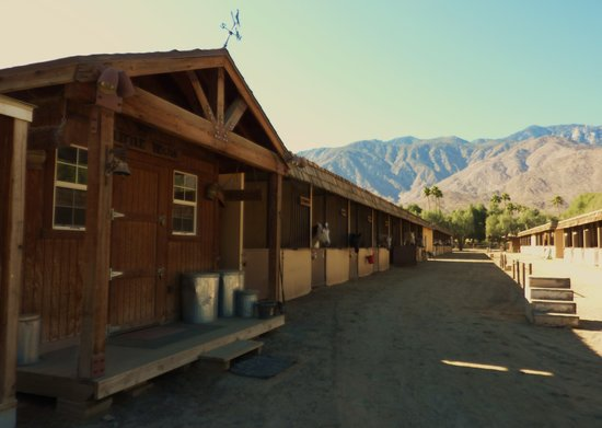 Smoke Tree Stables