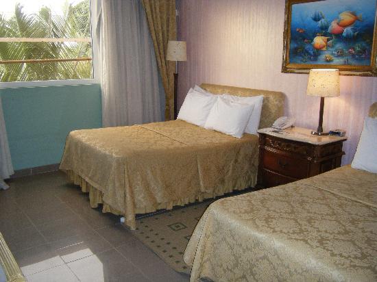 Clarion Hotel & Suites Curacao : Habitación de la Suite