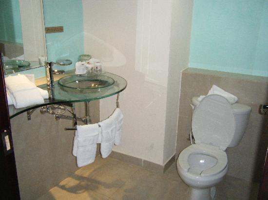 Clarion Hotel & Suites Curacao : Baño