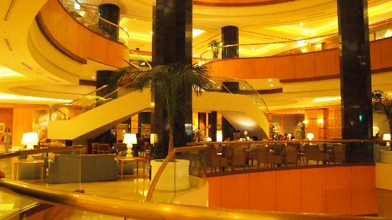 JW Marriott Hotel Seoul: ロビー